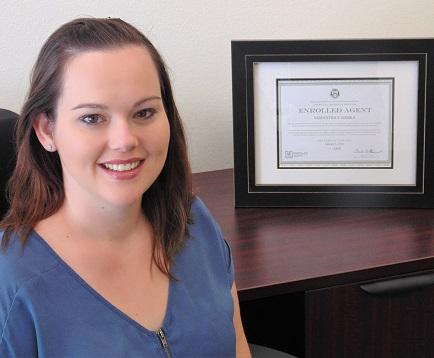 Samantha Zishka Greeley Accounting